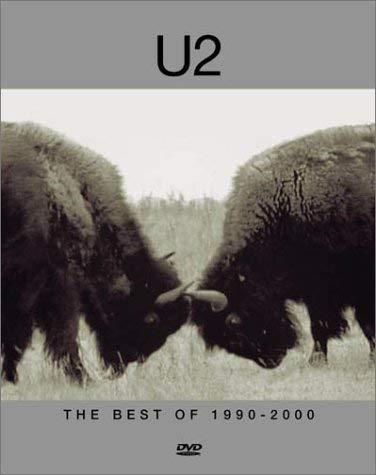 U2 - Best of 1990-2000 by U2 (U2 Best Of Dvd)