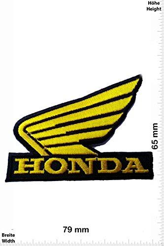 Parches   Honda Motorbikes gold   Motorbike   Motorsport