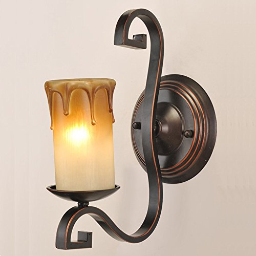 lnc-antique-finish-oil-rubbed-bronze-iron-wall-sconce-lighting-glass-shade