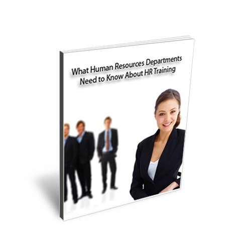 what-human-resources-departments-need-to-know-about-hr-training-english-edition