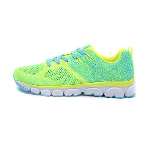 Chaussures femme/Chaussures de course/Chaussures sport air d'été/Baskets Casual/chaussures C