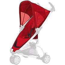 Quinny 76003030 Zapp - Asiento para silla de paseo, color rojo