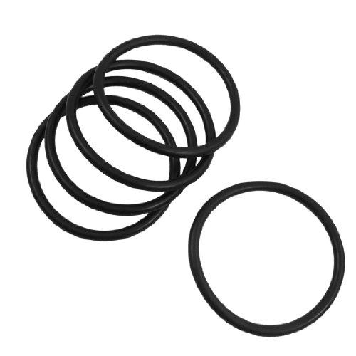 5PCS 70mm Außen Dia 5mm dick Sealing Ölfilter O-Ringe Dichtungen - O-ring-dichtung