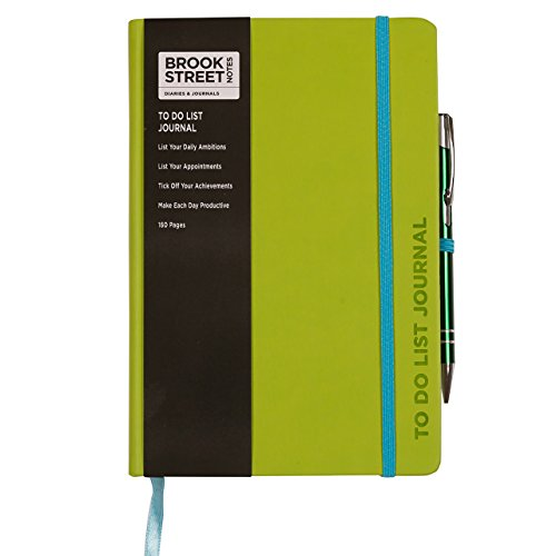 To Do List, formato A5 A5 Verde lime