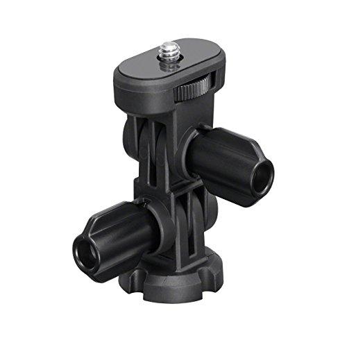 Sony Supporto prolunga per action cam per aumentare l'inclinazione, compatibile con Action Cam HDRAS20,AS30,AS100