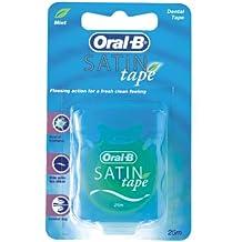 Oral - B satin tape - hilo dental mentolado (2 unidades)