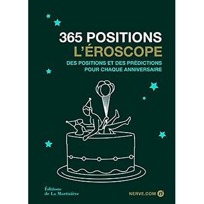 365 positions : L'éroscope des positions et des prédictions pour chaque anniversaire