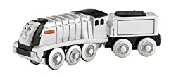 Fisher-Price Thomas the Train: Wooden Railway Battery-Operated Spencer