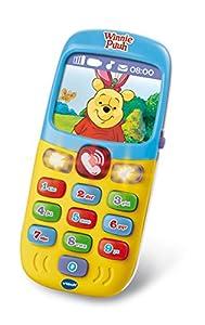 VTech - Teléfono con Sonido Winnie The Pooh (80-157404) (versión en alemán)