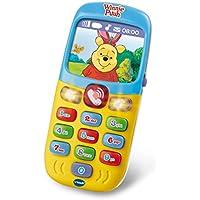Vtech 80-157404 - Winnie Puuh Lernhandy preisvergleich bei kleinkindspielzeugpreise.eu