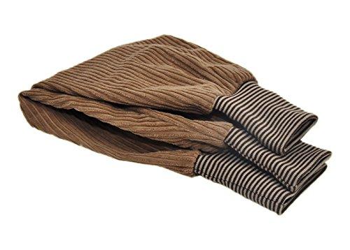 Cooler Stoff Kinder Cord Pumphose Beige, Größe 80/86