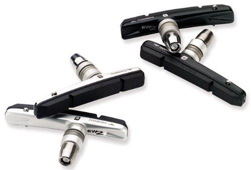 Avid Rim Wrangler 2 Cartridge Brake Pads (pair) - Silver by Avid (Rim Avid)