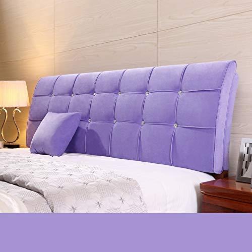 Lagerungsstützkissen für das Bett, abnehmbares und waschbares Bettkopfkissen mit Reißverschluss, Sofarücken-Softbag, Verschiedene Spezifikationen -