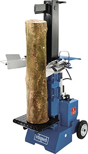 Scheppach HL1000V Holzspalter Test