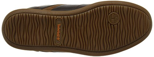 Timberland Burnettsville Oxford, Basses Homme brown (Brown)