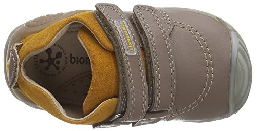 Biomecanics 161143, Bottes mixte bébé Marron - Brown (Humo Y Mostaza)