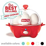 Best Egg Boilers - Dash Rapid Egg Cooker, Red Review