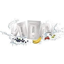 Mana Pulver enthält 35 x 400kcal, ist ein zeitsparendes, ausgewogenes und köstliches Essen, welches alle Nährstoffe liefert, die der menschliche Körper benötigt. Mahlzeitenersatz. Laktosefrei