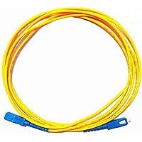 SC-SC SingleMode cable de fibra óptica de parche Cables de fibra SC a SC SC Conector óptico 3M 5M 10M 15M