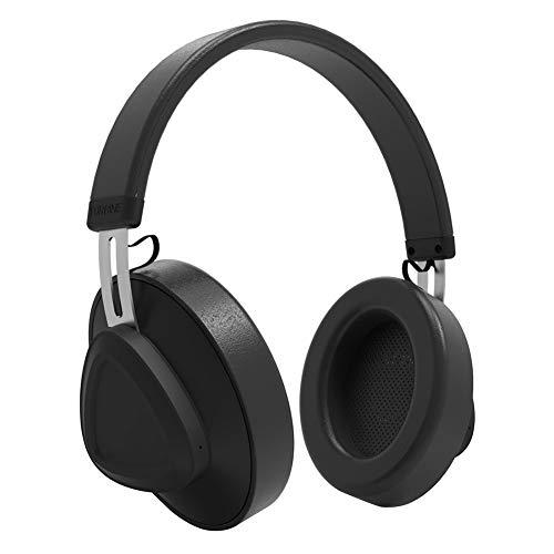 LJSHU Drahtloses Headset Bilateral Stereo Intelligent Noise Reduction TM Sport Bluetooth Headset,Black -