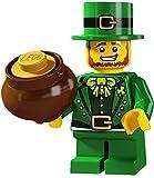LEGO Minifiguras Coleccionables: Irlandés Leprechaun Minifigura (Serie 6)