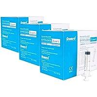 Romed Einmalspritzen steril 3-teilig 3er SET 20 ml (150 Stück) preisvergleich bei billige-tabletten.eu
