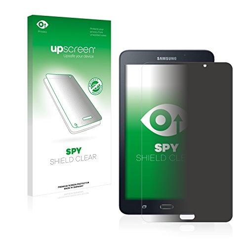 ickschutzfolie kompatibel mit Samsung Galaxy Tab A 6 (7.0) SM-T280 Privacy Screen Displayschutzfolie - Sichtschutz, Kratzfest ()