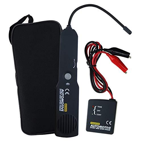 Reparatur-Diagnosewerkzeug Kabel-Schaltkreis-Draht-Verfolger Kurzer geöffneter Finder-Prüfvorrichtung-Kontrolleur-Vorrichtung