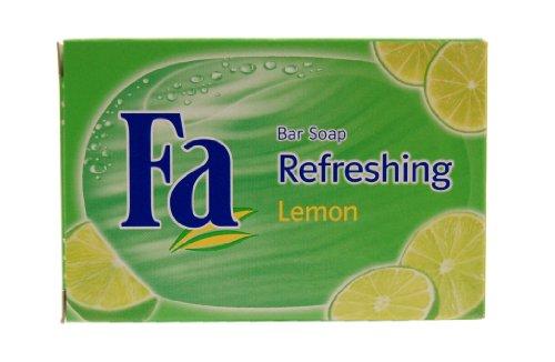 Lemon (Refreshing) Luxury Soap 100ml bar by Fa