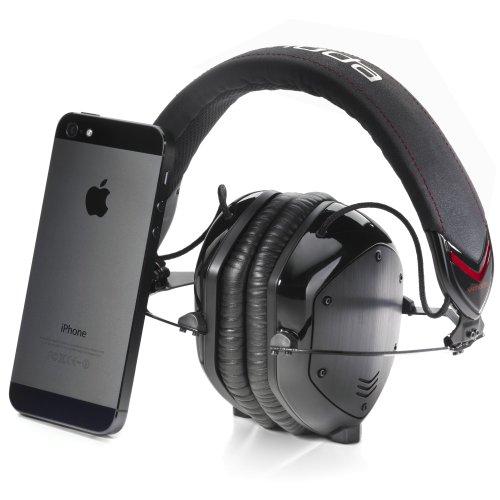 V-MODA Crossfade M-100 Over-Ear Kopfhörer Shadow - 2