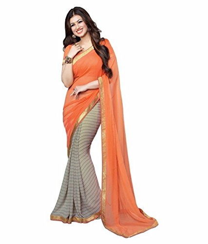 SAREES (Macube Women's Clothing Saree for women latest Color Saree collection in...