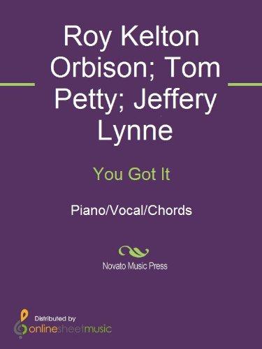 You Got It Ebook Jeffery Lynne Roy Kelton Orbison Tom Petty