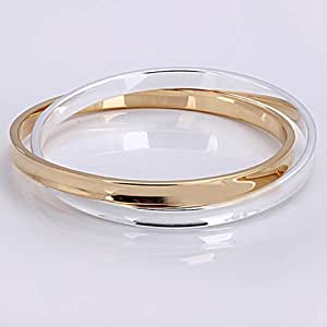 New Fashion Jewelry Classic 925 Beautiful Womens Solid Silver Bracelets Chain + velvet pouch