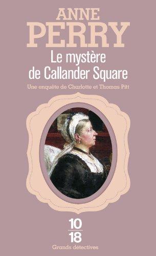 Le Mystre de Callander Square