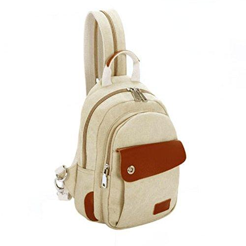 La signora zaino di svago/Piccola borsa da spalla/borsa di tela/pacco petto/pacchetto multifunzionale/pacchetto diagonale spalla-E D