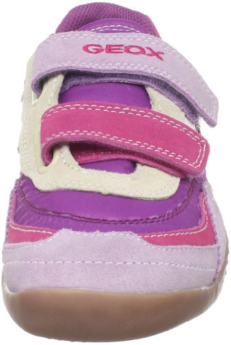 Geox  J CHARLIE G. N, Chaussures de sport garçon Violet/lilas