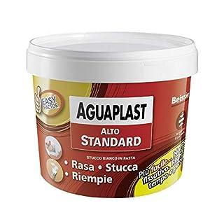 Stucco bianco in pasta AGUAPLAST ALTO STANDARD vari formati - KG.1