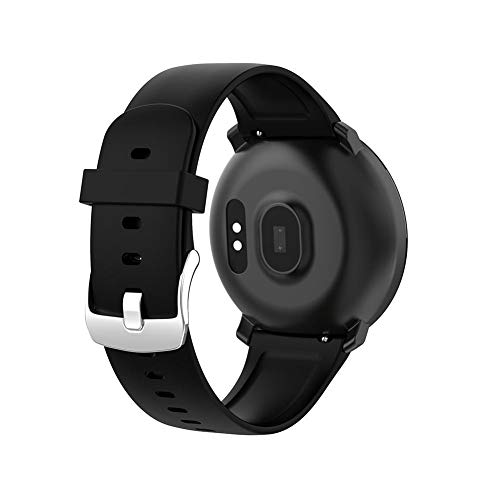Euopat M31Smart Watch, Bluetooth wasserdichte Sportuhr mit Herzfrequenz-Blutsauerstoffdruckmessgerät iOS Android-Uhren 300 Amp-controller