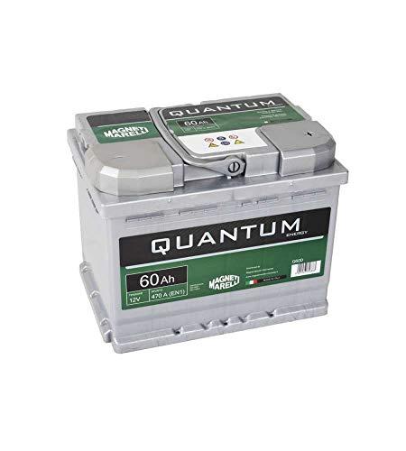 Quantum Marelli L2 Batteria Auto 60AH 450A 12V