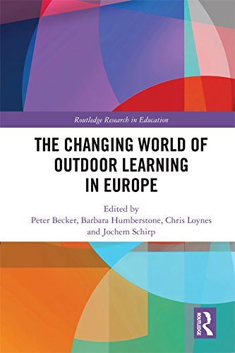 Libro Epub Gratis The Changing World of Outdoor Learning in Europe (Routledge Research in Education)