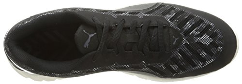 Puma Ignite Ultimate Cam Toile Chaussure de Course Puma Black-Periscope-Quarry