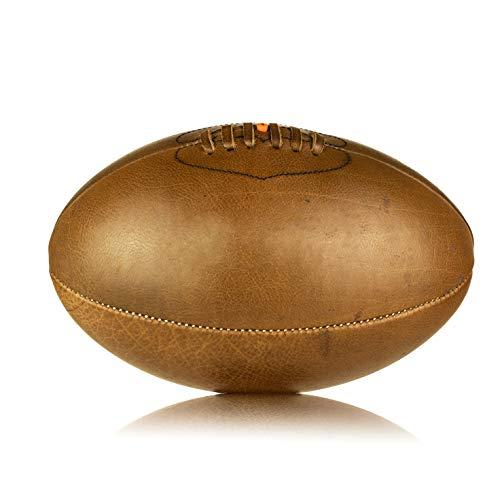 We Print Balls - Balón Rugby Piel Vintage - Heritage