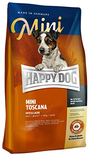 Happy Dog Mini Toscana, 1er Pack (1 x 4 kg)