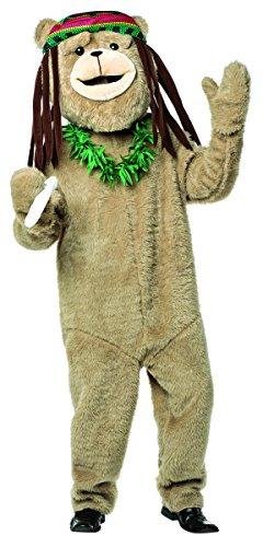 Ted 2 Rasta Kostümzubehör-Set - Joint Kostüm