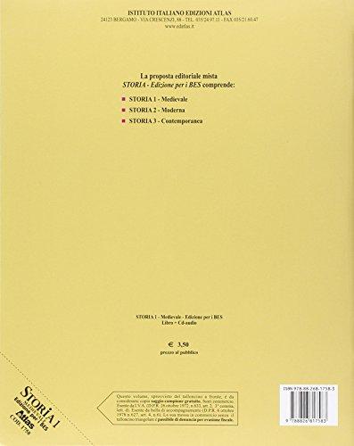 Storia. Ediz. B.E.S. Con CD Audio. Per la Scuola media: 1