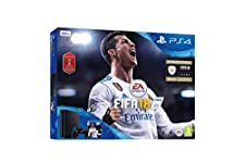 PlayStation 4 (PS4) - Consola 500 GB + FIFA 18 (World Cup)