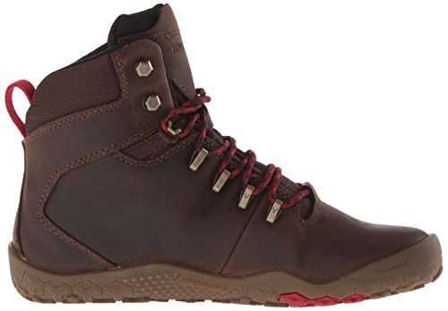 VivoBarefoot Tracker FG Women's Leather Wandern Stiefel - SS17 Braun