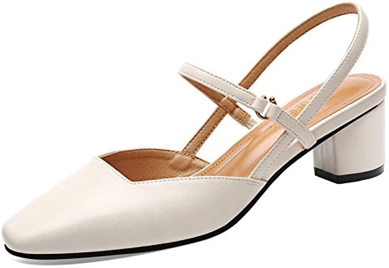4b76d158de4aa8 Femmes Pompes Carrées Chaussures De De De Mode s Joker  VêteHommes ts De LoisirsB07D9GX5D7Parent | Online Store | Apparence  Attrayante 6abf9e