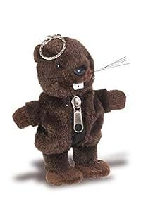 Porte clé Porte monnaie Peluche Marmotte