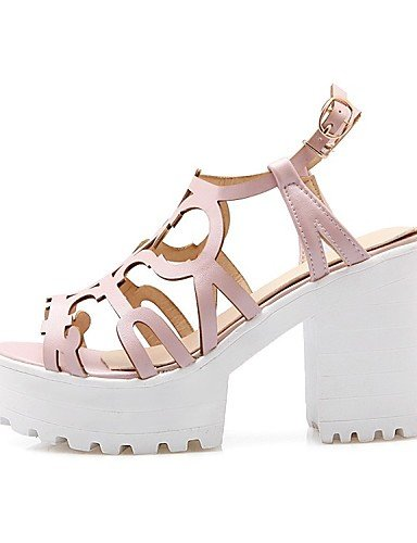 LFNLYX Scarpe Donna-Sandali / Scarpe col tacco / Sneakers alla moda / Ciabatte / Solette interne e accessori-Matrimonio / Ufficio e lavoro / Pink